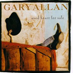 Gary Allan - Used Heart For Sale